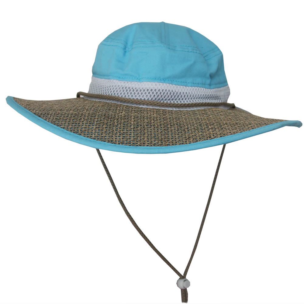 Bughat Blue Original ​Gardening Hat Net Out