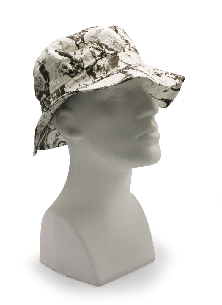 Bughat Traditional Boonie 1.0 - Snow Camo
