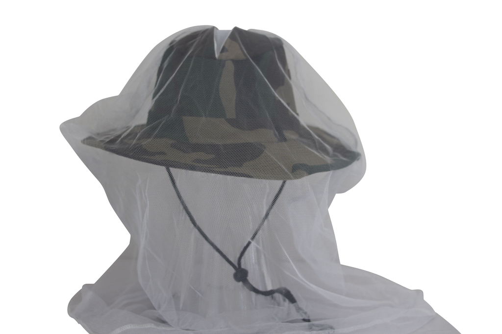 Bughat Trailblazer - Safari Camo Net Out
