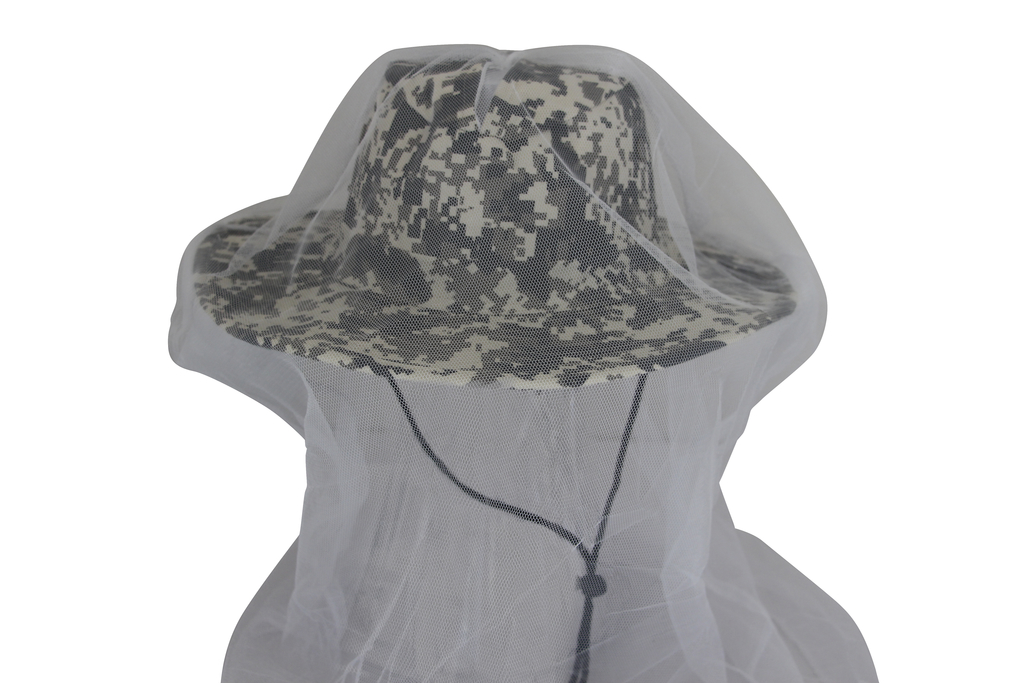 Bughat™ Trailblazer - Digital Camo Net Out