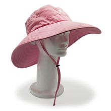 The bughat™ Work 'n Play 2.0 Hat - Paradise Pink